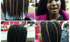 Patricia's African Hair Braiding: 51% Off Hair-Braiding Lessons at Patricia's African Hair Braiding