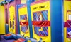 Jump N Jungle - Webster: 5 or 10 Open-Bounce Sessions at Jump N Jungle (Up to 61% Off)
