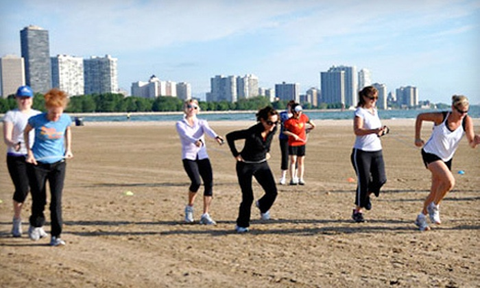 Windy City Adventure Boot Camp - Lincoln Park: $59 for Six Weeks of Women's Boot-Camp Classes at Windy City Adventure Boot Camp ($300 Value). Three Options Available.