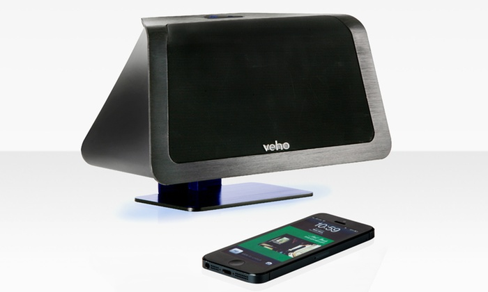 Veho 360° M5 Portable Bluetooth Wireless Speaker: Veho 360° M5 Portable Bluetooth Wireless Speaker. Free Returns.