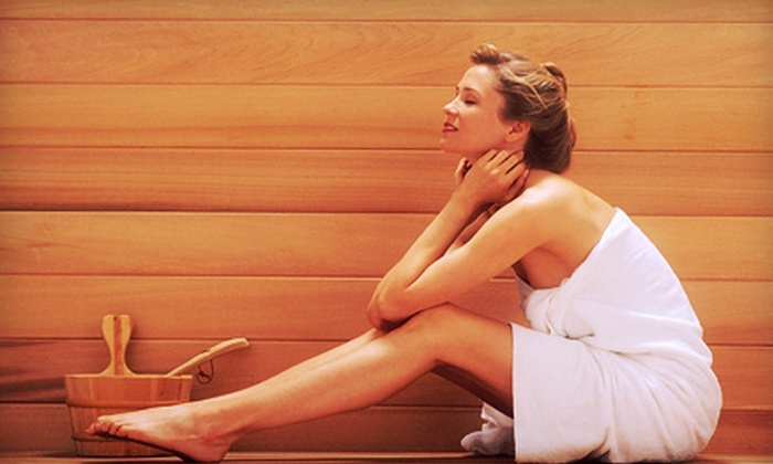 World Tanning - Courtyards of Orland Park: 3, 6, or 10 Infrared-Sauna Sessions at World Tanning in Orland Park (Up to 61% Off)
