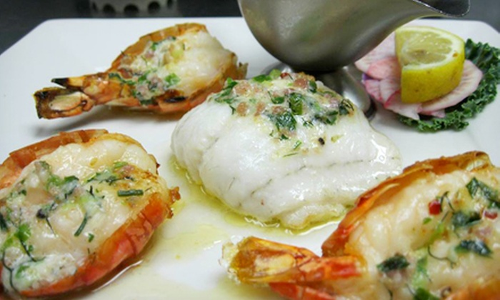 Jensen's Supper Club - Eagan: $20 for $40 Worth of Upscale American Cuisine at Jensen's Supper Club