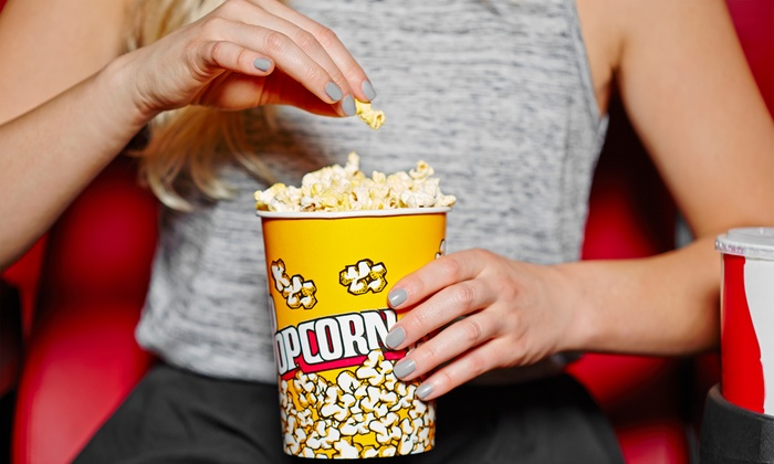 Hoyts Simsbury Cinema 8 - Devonwood: $13 for a Movie Ticket with a Large Popcorn and Soda at Hoyts Simsbury Cinemas (Up to 44% Off)