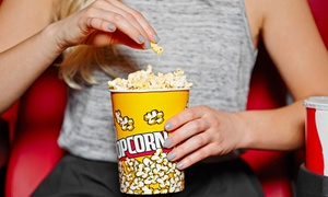 Cinema Detroit: $17 for Movie Night for Two with Popcorn at Cinema Detroit (Up to $26 Value)