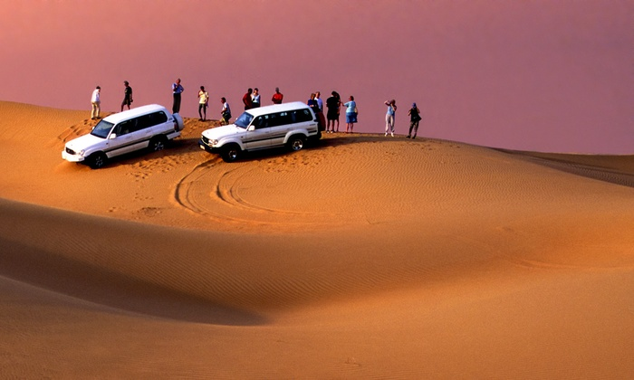 Save with the latest Desert Safari Dubai coupons for August 12222