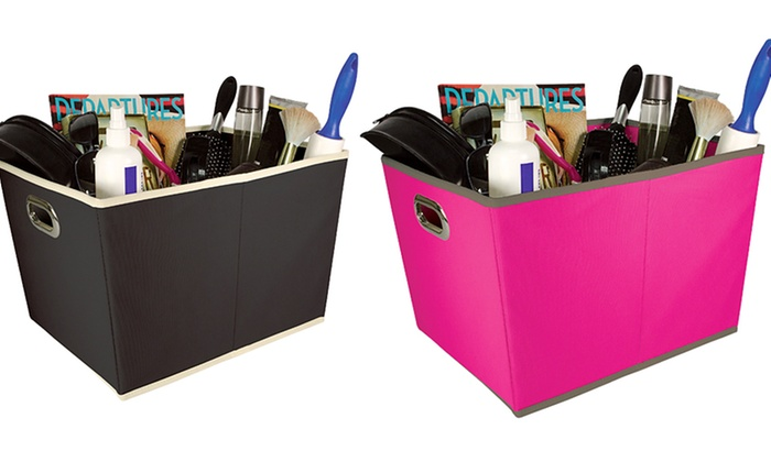 Large Fabric Storage Bins: Large Fabric Storage Bins. Multiple Colors. Free Returns.