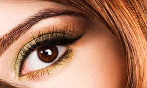 The Ibrow Studio: Custom Ibrow Design with Optional Color at The Ibrow Studio (Up to 55% Off)