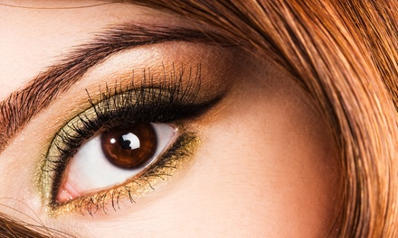 Custom Ibrow Design with Optional Color at The Ibrow Studio (Up to 55% Off)