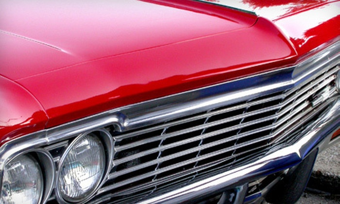 Wash-n-Roll - Midlothian: One Full-Service Car Wash, One Month of Unlimited Washes, or One Year of Unlimited Washes at Wash-n-Roll (Up to 54% Off)
