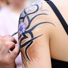 Be the Painter and the Canvas in a BYOB Body-Painting Class