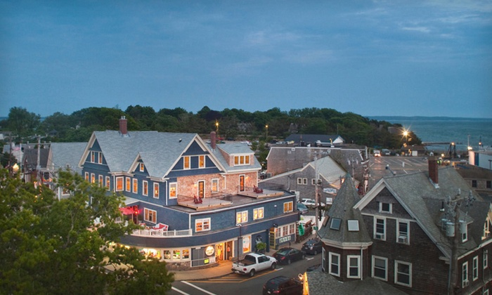 Woods Hole Inn - Cape Cod, MA: Two-Night Stay with Wellness Package at Woods Hole Inn in Cape Cod