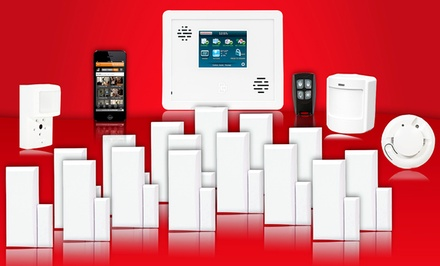 Home-Security Packages from Security One Alarm (Up to 92% Off). 36-Month Subscription Required for All Packages.