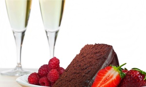 The Chocolate Café: $20 Worth of Desserts and Light Fare at The Chocolate Café (35% Off)