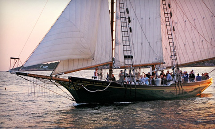 Thomas E. Lannon - Gloucester: $22 for a Two-Hour Sailing Trip from Thomas E. Lannon (Up to $40 Value)
