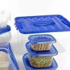 54-Piece Plastic Storage-Container Set
