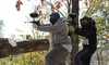 Jaegers Paintball Complex - Kansas City: Laser-Tag and Paintball Package for One, Two, or Four at Jaegers Paintball Complex (Up to 51% Off)