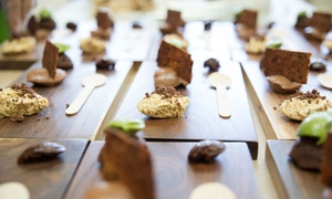 Saveurs Cao: C$35 for a 2-Hour Workshop including Chocolate Tasting and Dessert Making at Saveurs Cao (C$70 value)