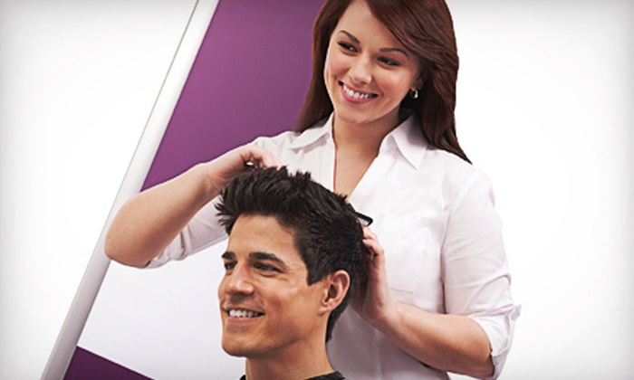 Great Clips  - Multiple Locations: One or Three Haircuts with Shampoos at Great Clips in Winter Park and Eustis (Up to 51% Off)
