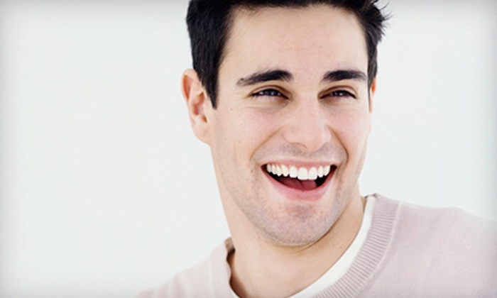 Dr. Rekha Vontela, D.D.S - Antioch: Zoom! Teeth-Whitening Treatment or Dental Exam with Cleaning and X-ray from Dr. Rekha Vontela, D.D.S (Up to 76% Off)