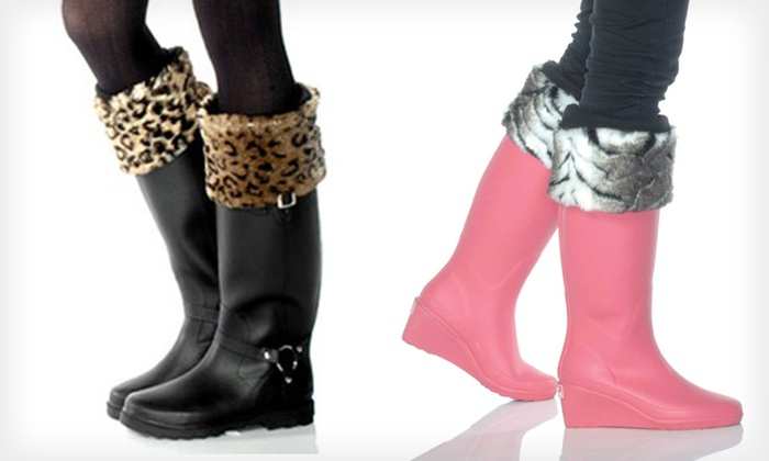 Chinese Laundry Fleece Boot Liners: $5.99 for Chinese Laundry Fleece Boot Liners (Up to $25 List Price). Multiple Styles, Colours, and Sizes Available.