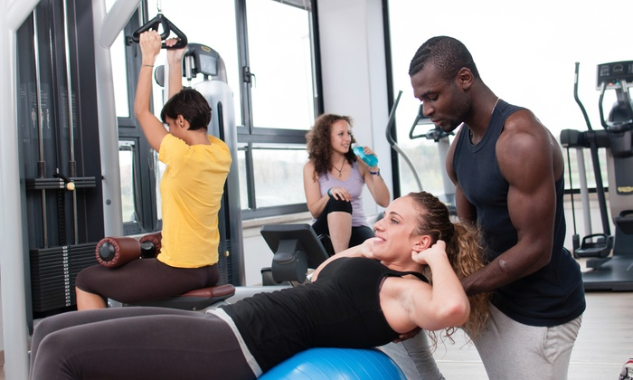 1 And Only Fitness - Downtown Fishers: $98 for $280 Worth of Personal Training — 1 and Only Fitness