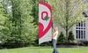 NCAA 8.5' Tall Team Flag: NCAA 8.5' Tall Team Flag