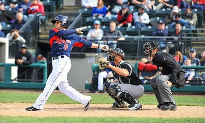 Tacoma Rainiers - Cheney Stadium: $33 for a Tacoma Rainiers Baseball Game-Day Package for Two at Cheney Stadium on May 3 or 4 ($89.26 Total Value)