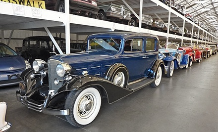 Visits to the LeMay Family Collection at Marymount (Up to 52% Off). Four Options Available.