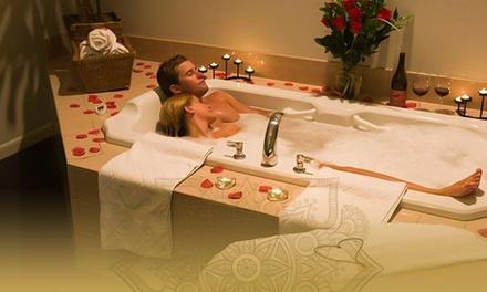 Masaje aromático en pareja Bali & Thai Massage o ritual y baño aromático con jacuzzi desde 59 € en Thai Spa Massage
