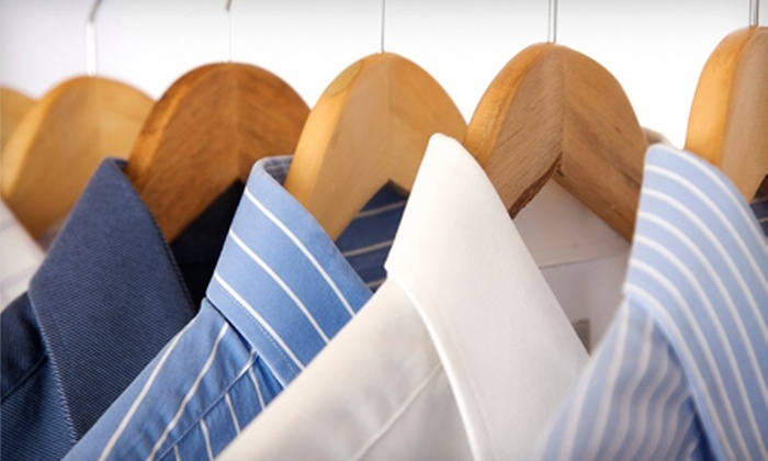 Max Precision Cleaning Enterprise - Multiple Locations: Dry Cleaning or Wedding-Dress Preservation at Max Precision Cleaning Enterprise (Half Off). Five Options Available.