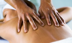 Mr. Massage IA: One or Three 60-Minute Swedish or Deep-Tissue Massages at Mr. Massage IA (50% Off)