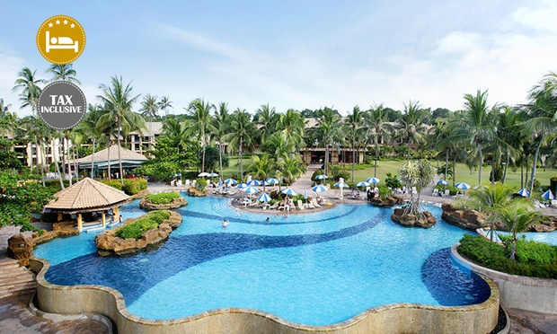 Bintan: 4* Nirwana Resort + Ferry 0