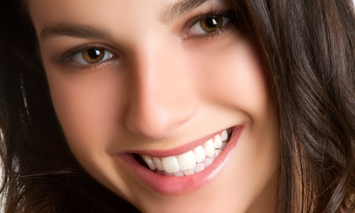 Lazer Bright - West Eugene: Double or Triple In-Office Lazer Bright Teeth-Whitening Treatments at Lazer Bright (Up to 67% Off)