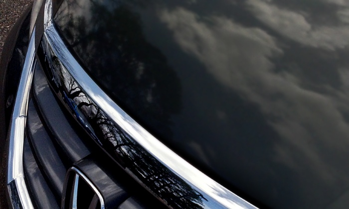 The Dent Pro - Hampton Roads: $49 for Paintless Repair of One Automotive Dent or Crease from The Dent Pro ($100 Value)