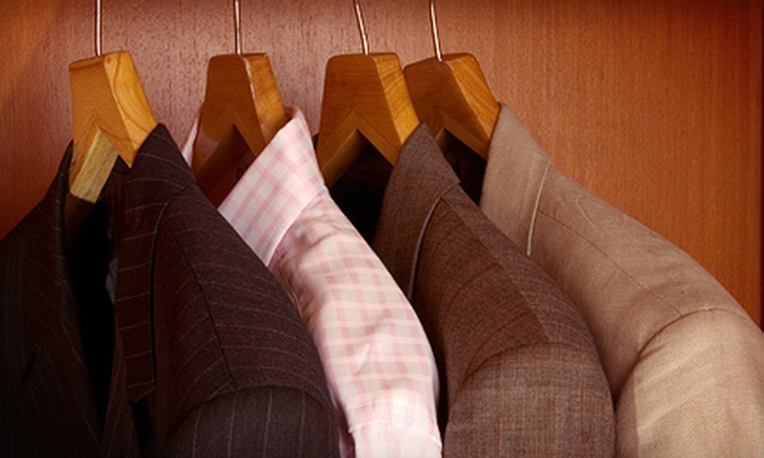 Quality Garment Care - New River Estates: Dry Cleaning Pickup and Delivery at Quality Garment Care. Two Options Available (50% Off).