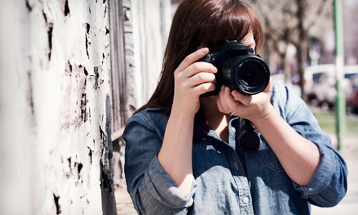 Freeland Photography - Downtown Lee's Summit: Four-Hour Photography Class for One or Two at Freeland Photography (Up to 88% Off)
