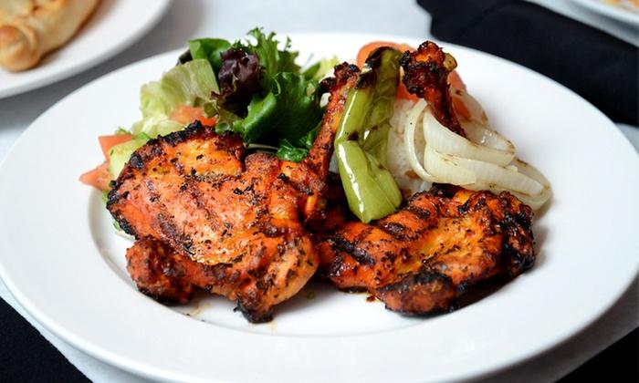 Cazbar - Downtown: Turkish Cuisine at Cazbar (50% Off)