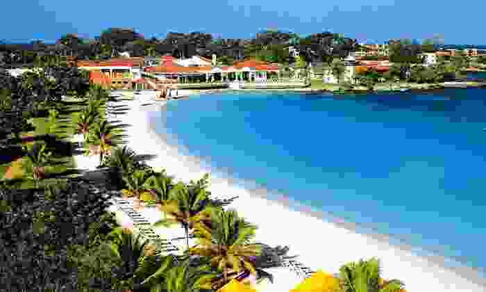 All-Inclusive Jamaica Vacation with Airfare from Vacation Express - Vacation Express: 5- or 7-Night All-Inclusive Jamaica Vacation with Round-Trip Airfare from Vacation Express