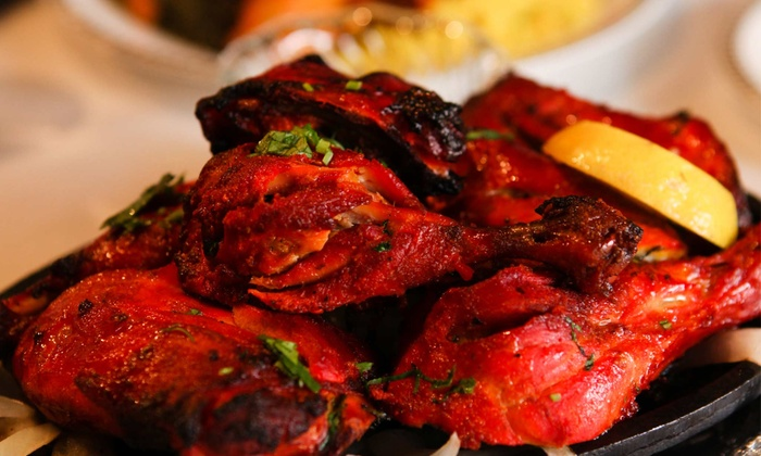 The Ultimate Lounge - Harder - Tennyson: Indian Food at The Ultimate Lounge (50% Off). Two Options Available.