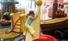 Munchkin Playland - Munchkin Playland: $6 for a 2014 Three-Visit Indoor Playground Pass at Munchkin Playland ($15 Value)
