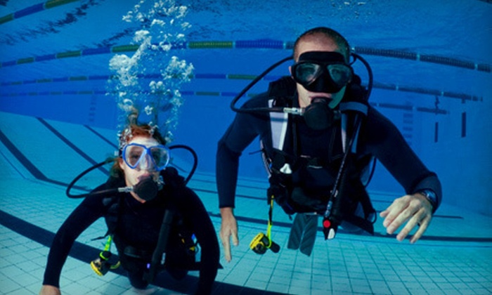 Andy's Sport Shop - Cleghorn: $169 for a Scuba Certification Course at Andy's Sport Shop in Fitchburg ($350 Value)