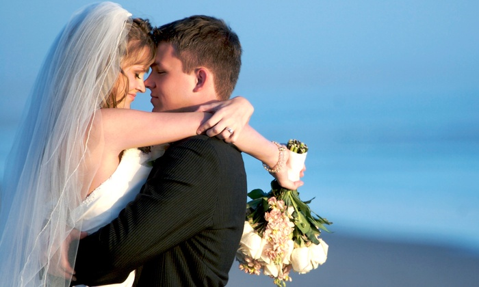 Weddings by Nil - Fort Lauderdale: $998 for a Beach Wedding from Weddings by Nil ($2,500 Value)