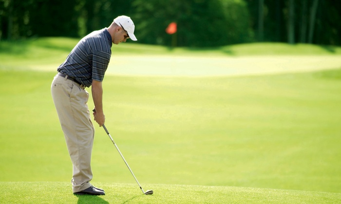 Reunion Country Club - Flowery Branch: $59 for Five 18-Hole Rounds of Golf at Reunion Country Club (Up to $350 Value)