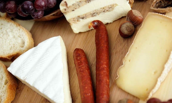 G&W Bavarian Style Sausage Company - Tower Grove South: $35 for Gift Basket of Sausage, Cheese & Snacks from G&W Bavarian Style Sausage Company ($75 Value)