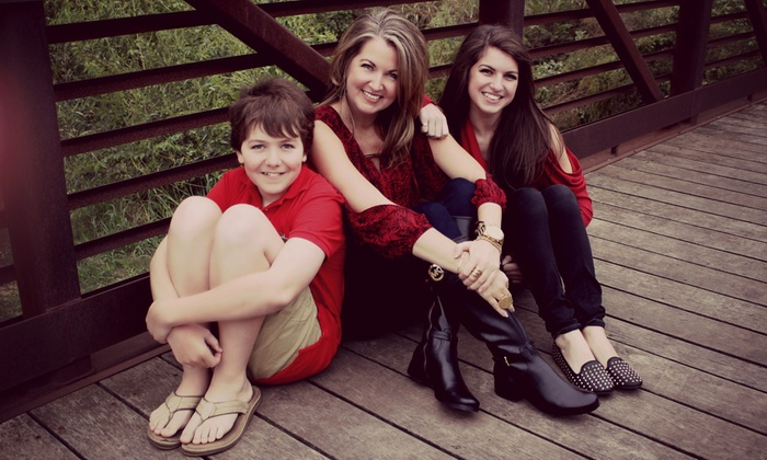 French Photography - Lewisville: $49 for an On-Location Photography Package from French Photography ($175 Value)