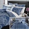 Chic Home Pedro Reversible Comforter Bedding Set (8-Piece)