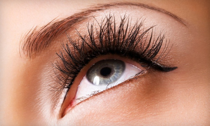 Enlighten Laser and Skin Care Clinic - Multiple Locations: Eyelash Extensions or Extension Fills at Enlighten Laser and Skin Care Clinic (Up to 57% Off)