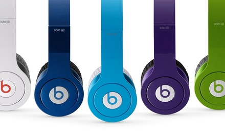 Beats by Dre Solo HD Headphones (without Control Talk)