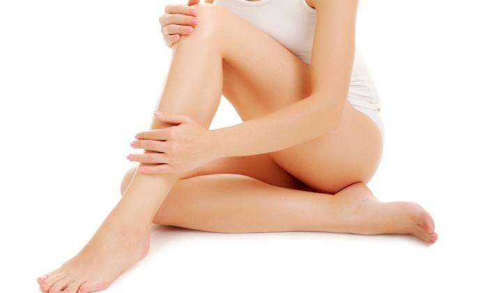 Solis Wellness Clinic - Capilano: Laser Hair-Removal Treatments at Solis Wellness Clinic (Up to 84% Off)