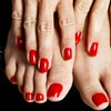 Up to 52% Off Mani-Pedi at Annie Nails and Beauty Plus